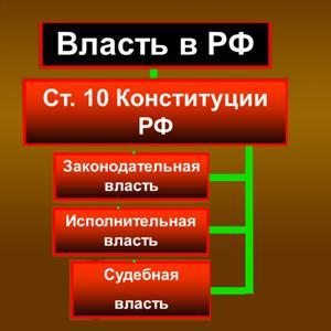 Органы власти Армизонского