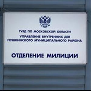 Отделения полиции Армизонского