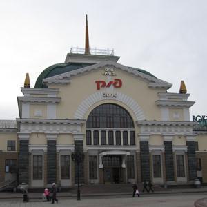 Железнодорожные вокзалы Армизонского